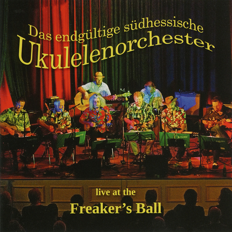 Live at the Freaker's Ball
